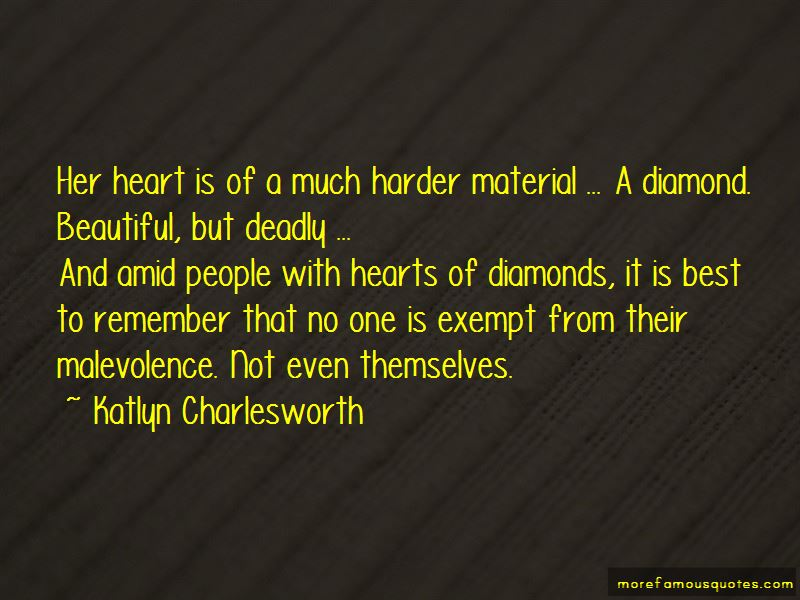 Diamond Heart Quotes Pictures 3