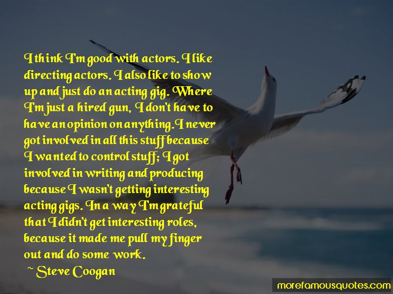 Quotes About Directing Actors