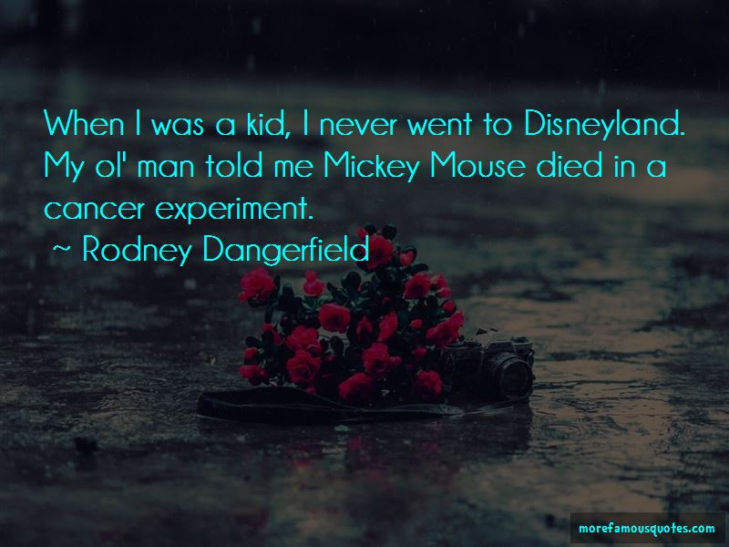 Quotes About Disneyland