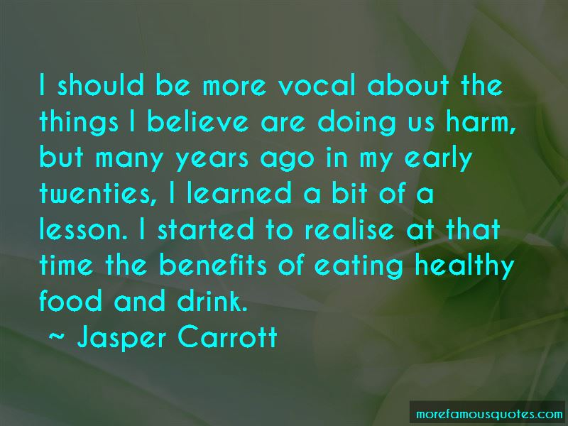 Quotes About Eating Healthy Food: top 33 Eating Healthy Food ...