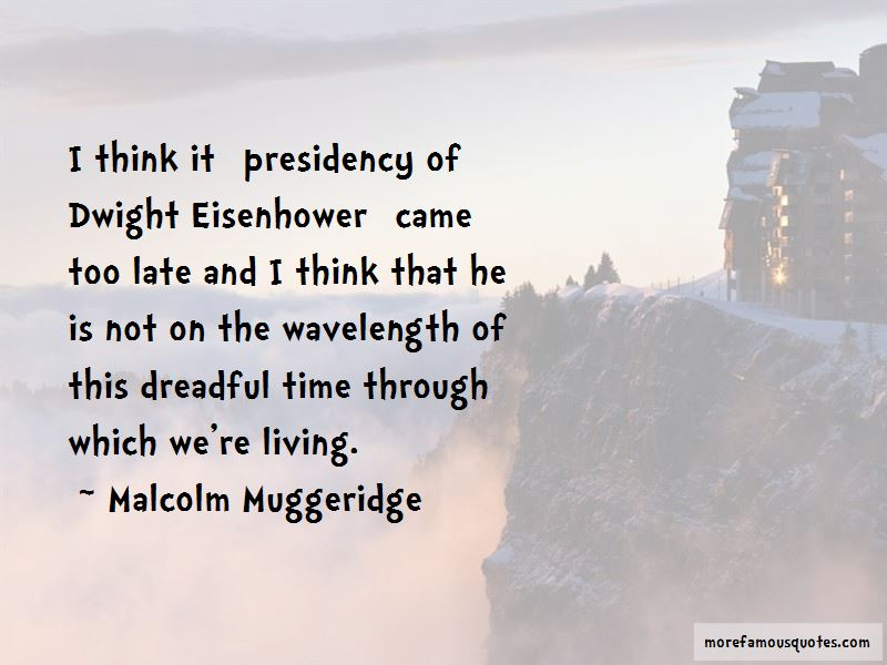 Eisenhower Presidency Quotes Pictures 2