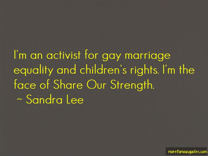 Equality In Marriage Quotes Pictures 3