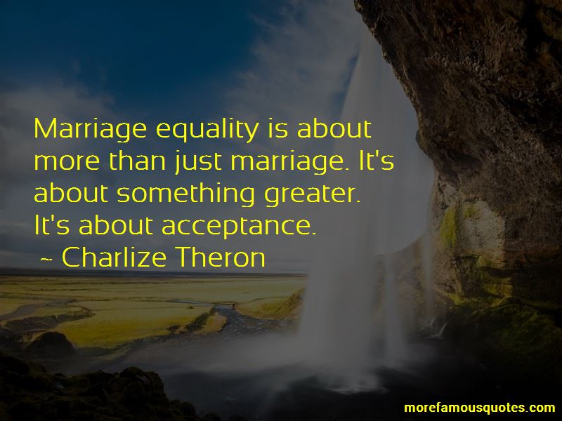 Quotes About Equality In Marriage