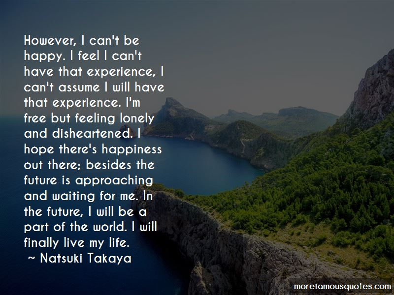 Quotes About Feeling Disheartened