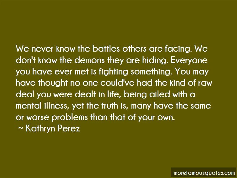 Quotes About Fighting Illness