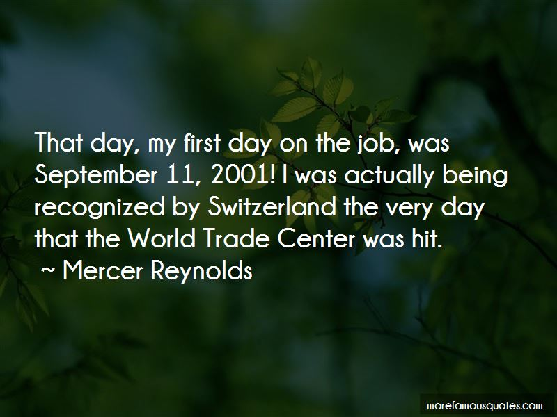 Quotes About First Day Of September