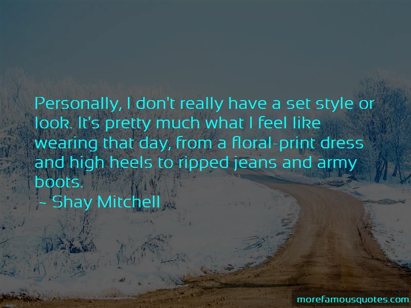 Floral Print Quotes Pictures 2