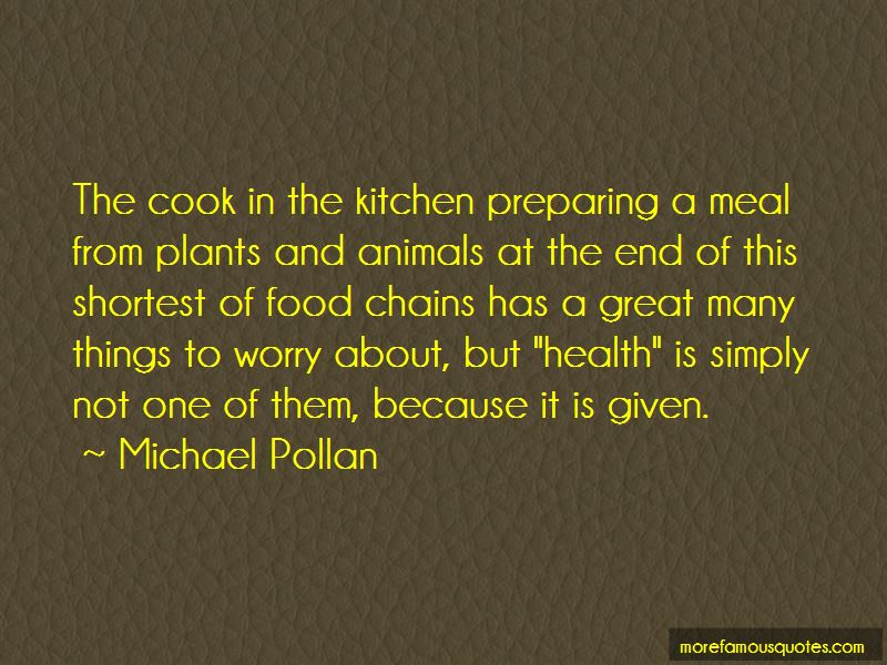 Food Chains Quotes Pictures 4