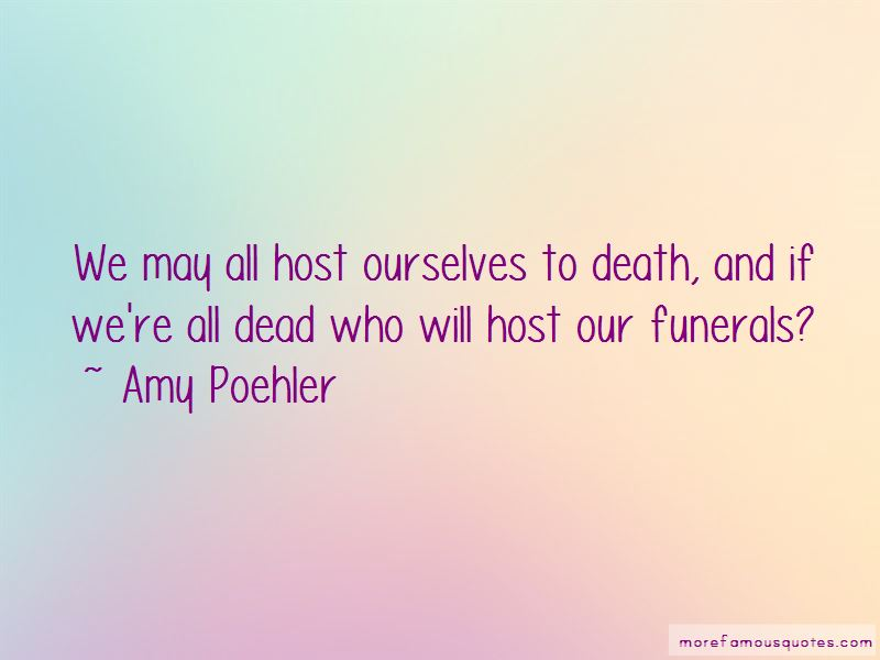 Funerals And Death Quotes Pictures 2