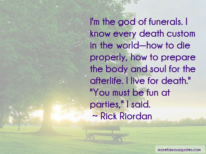 Funerals And Death Quotes Pictures 4