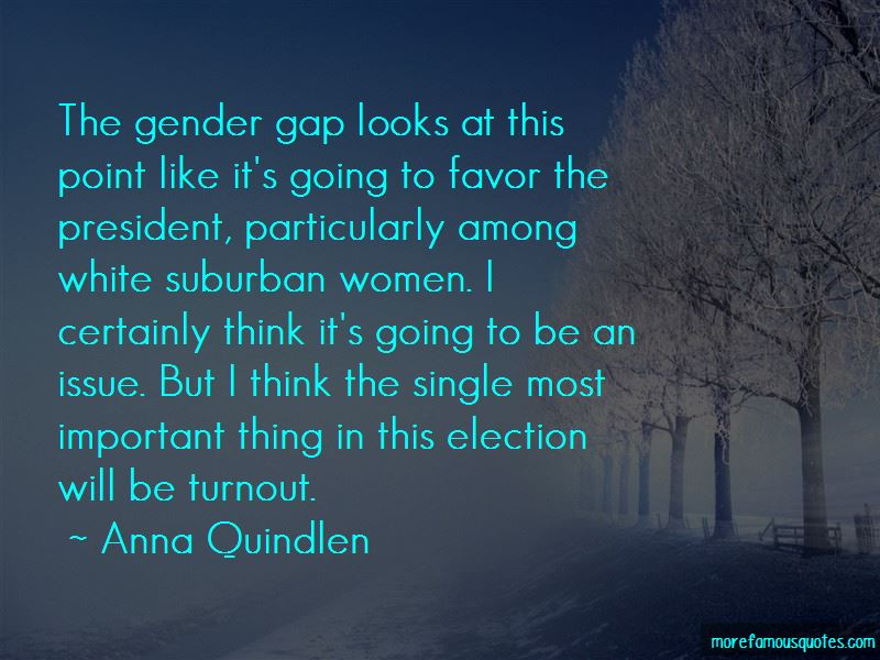 Quotes About Gender Gap