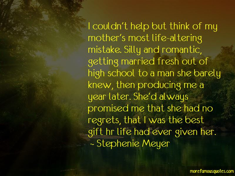 Quotes About Getting Married Later In Life