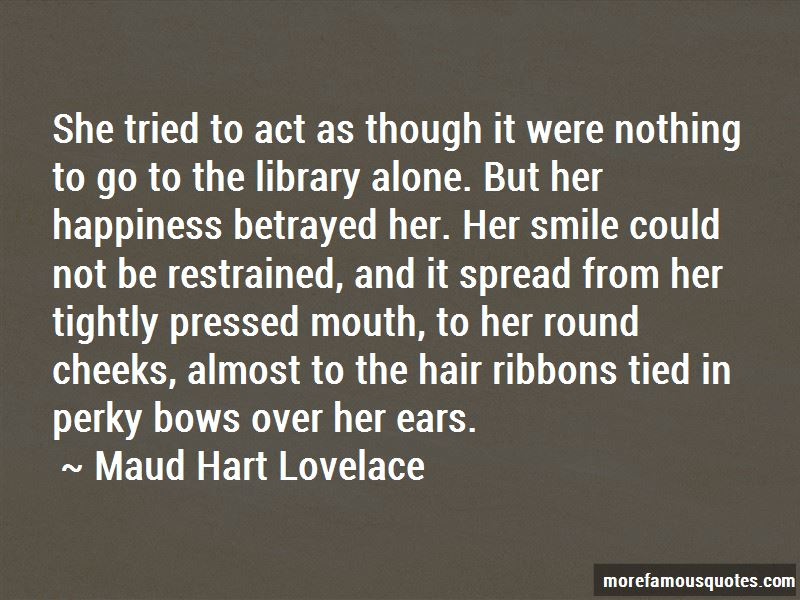 Quotes About Hair Ribbons
