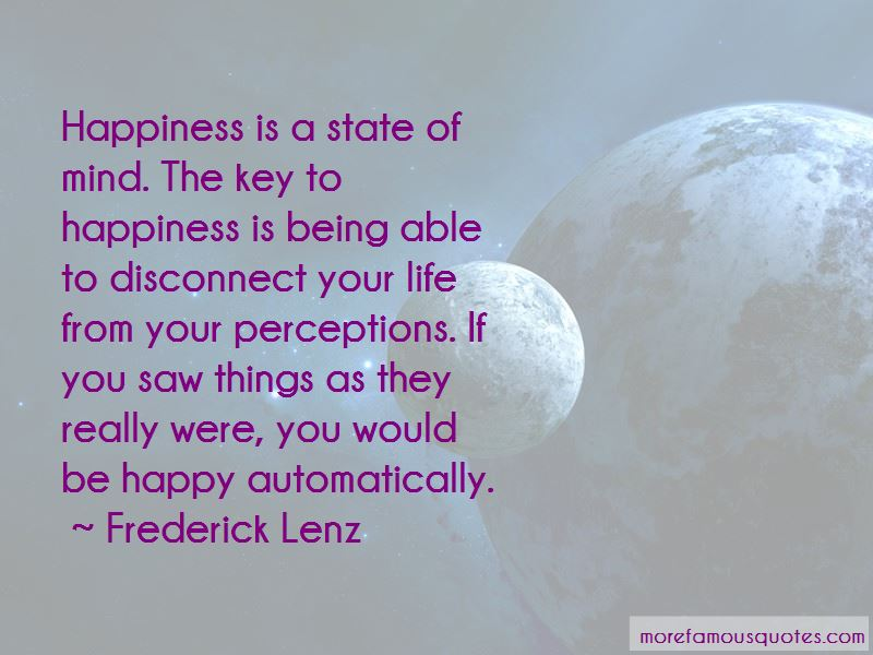 Quotes About Happiness Is A State Of Mind