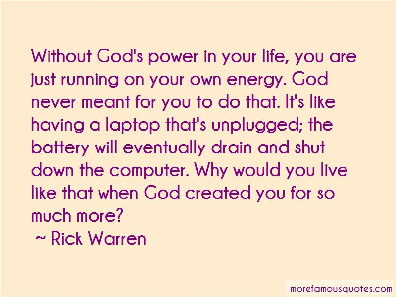 Quotes About Having God In Our Life