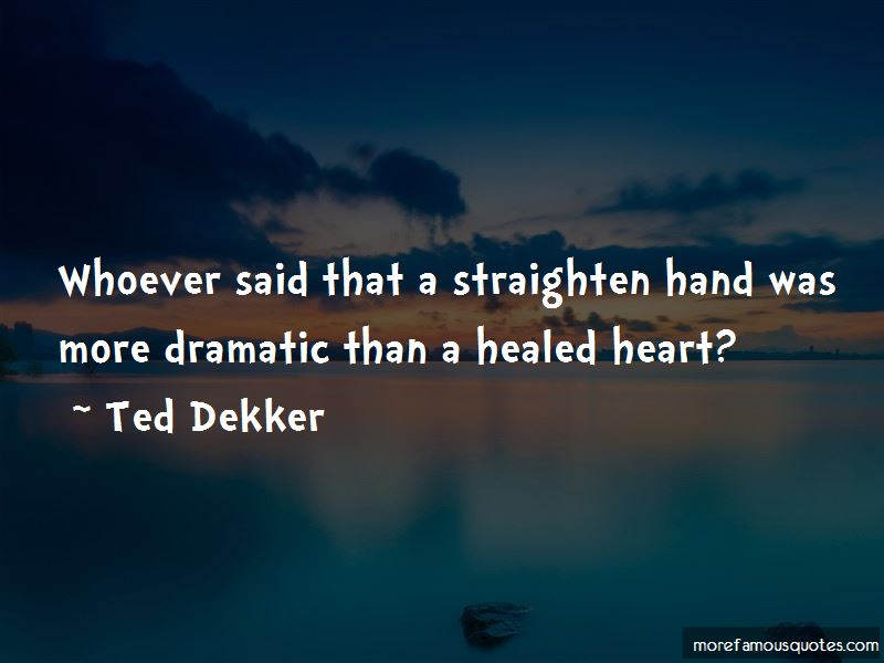 Quotes About Healed Heart