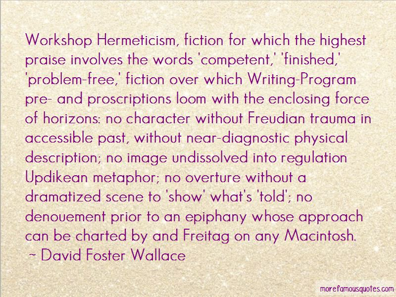 Quotes About Hermeticism