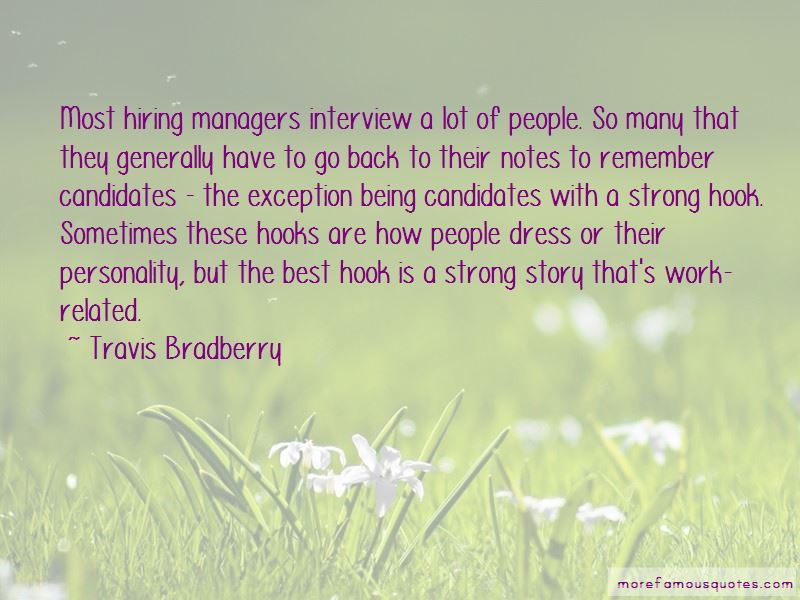 Hiring Managers Quotes Pictures 3
