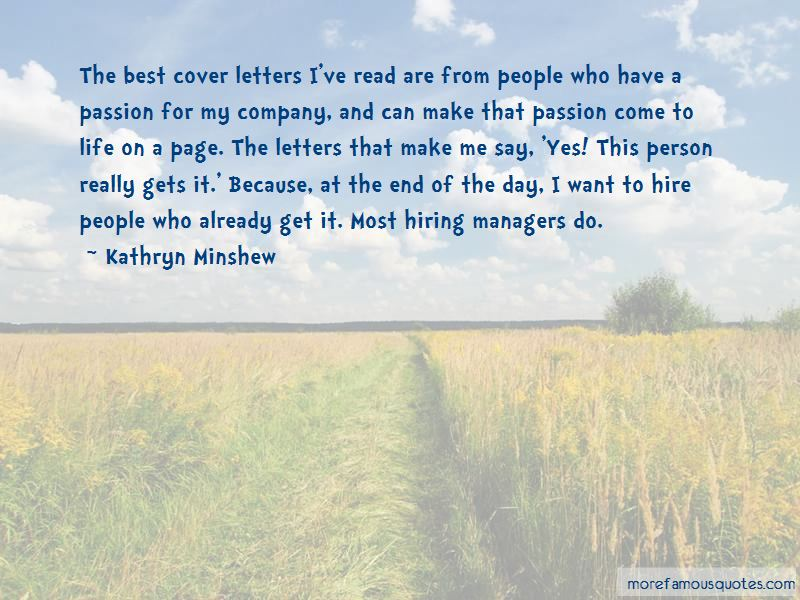 Hiring Managers Quotes Pictures 4