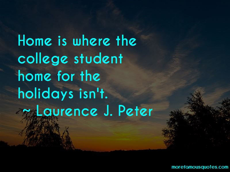 Quotes About Home For The Holidays
