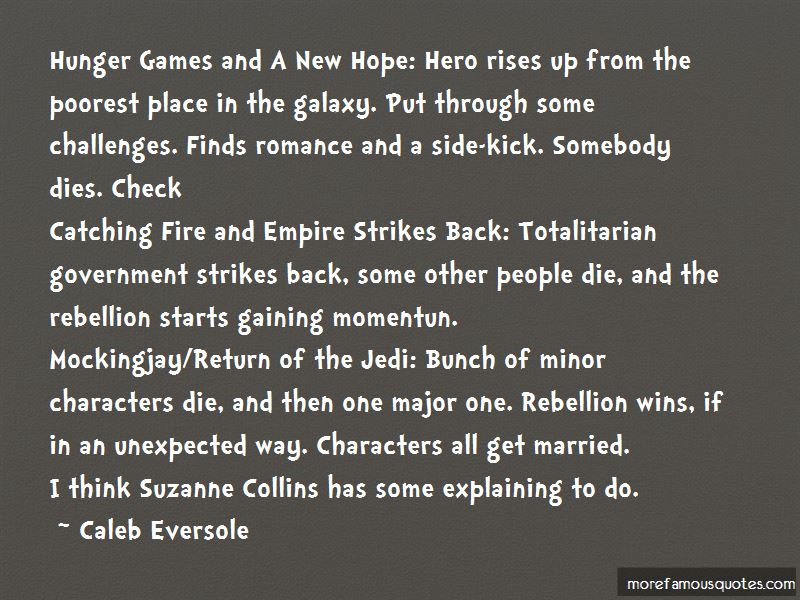 Quotes About Hope Hunger Games