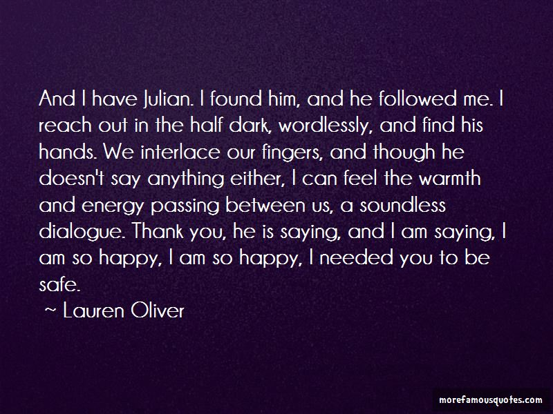 Quotes About I Found Him