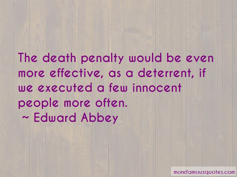 Innocent Death Penalty Quotes Pictures 3