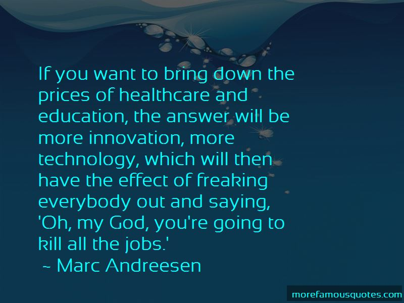 Quotes About Innovation In Healthcare
