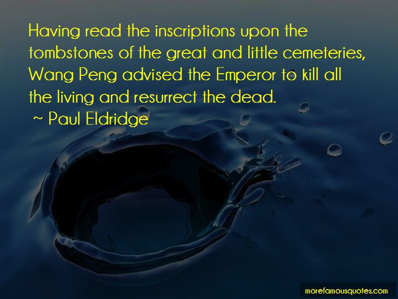 Quotes About Inscriptions