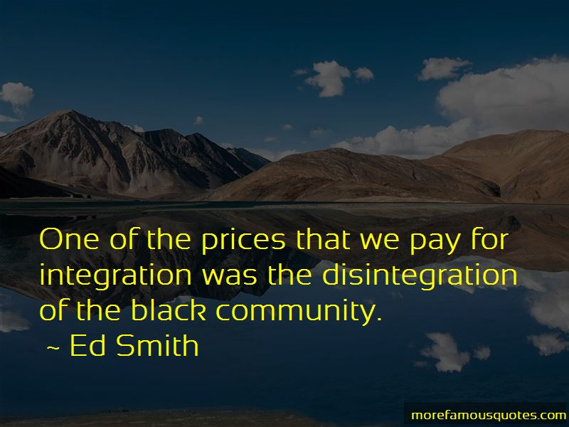 Quotes About Integration