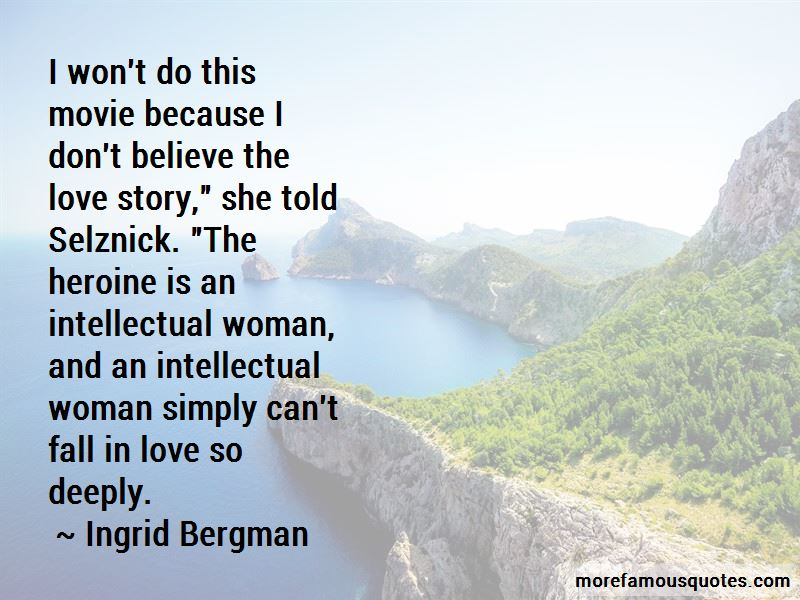 Quotes About Intellectual Woman
