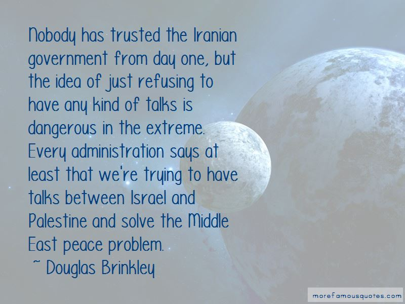 Quotes About Israel And Palestine