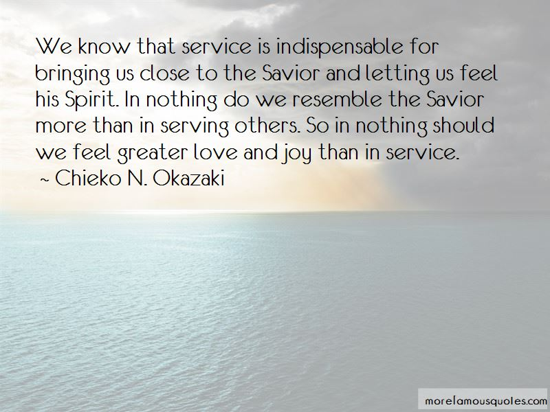 Joy In Serving Quotes Pictures 2