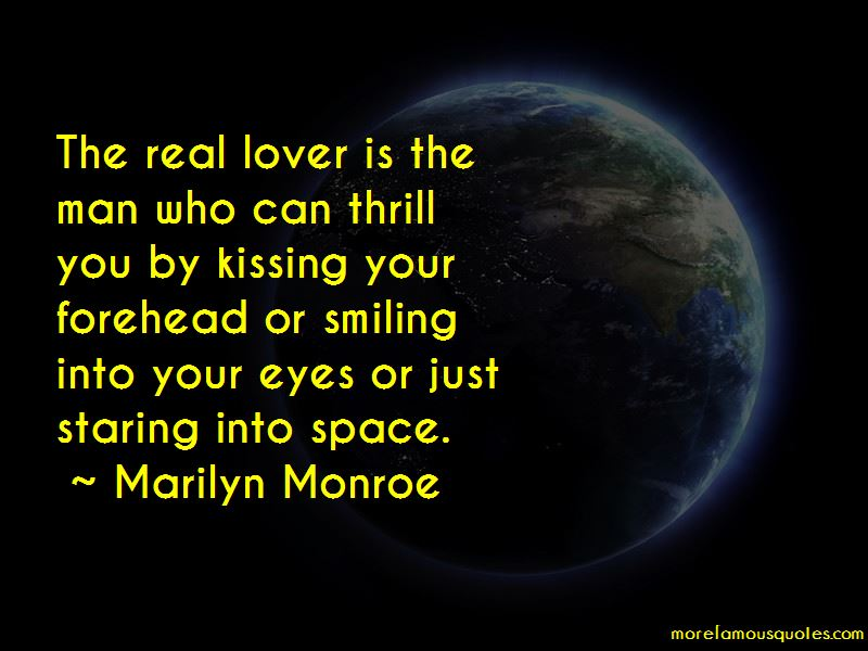 Quotes About Kissing And Smiling