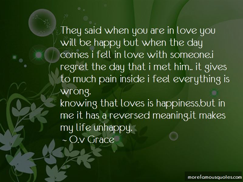 Quotes About Knowing Someone Is Wrong For You: top 6 Knowing ...