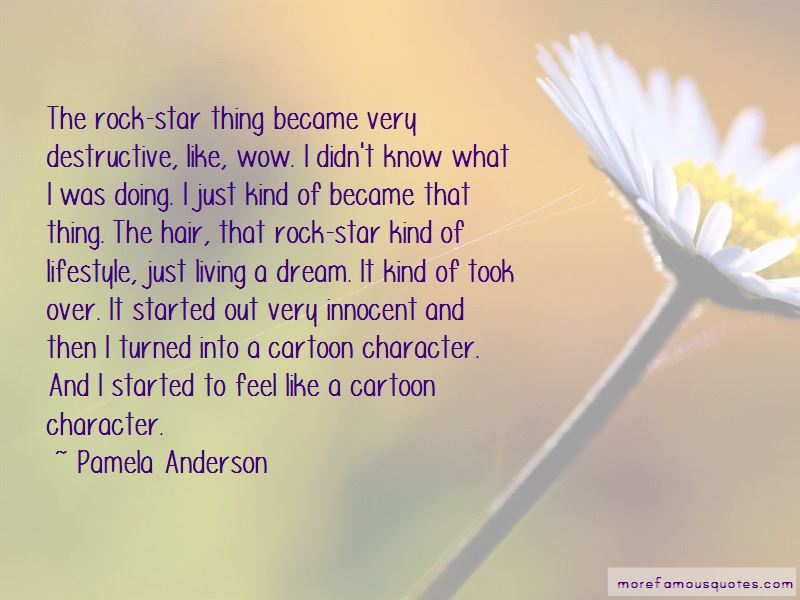Living A Dream Quotes Pictures 2