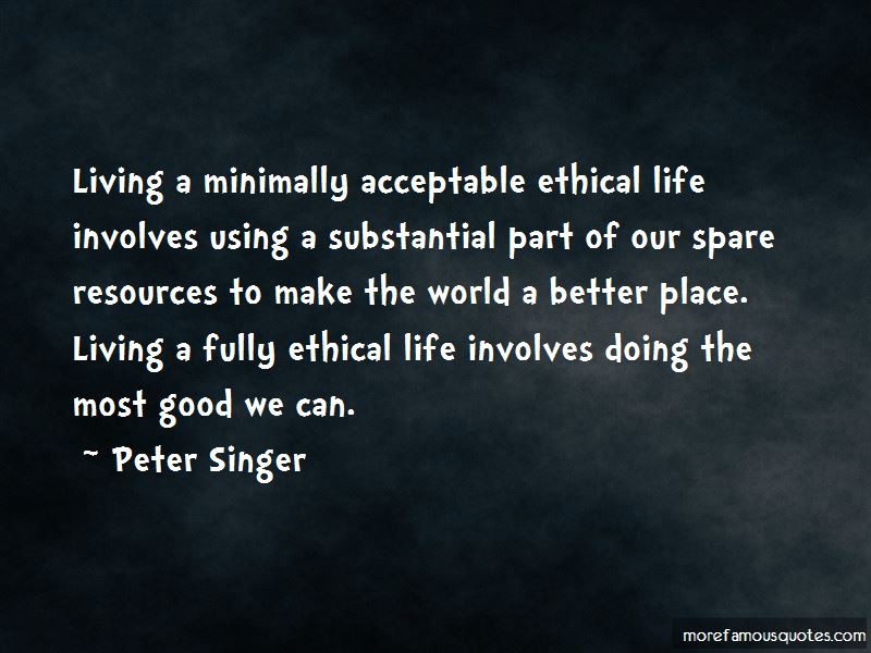 Quotes About Living Minimally