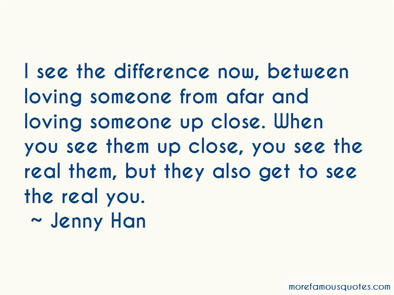 Loving Someone From Afar Quotes Pictures 2