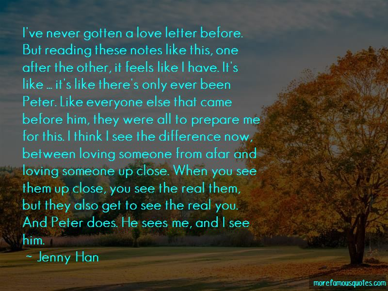 Quotes About Loving Someone From Afar