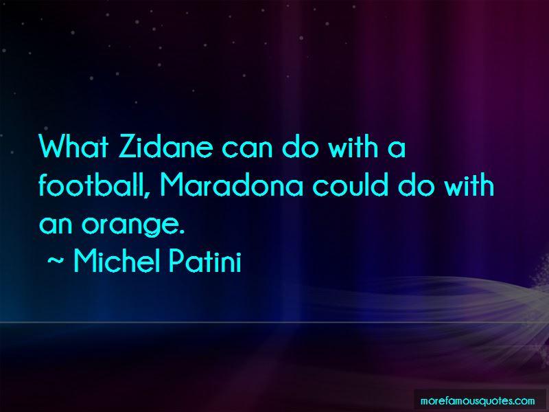 Quotes About Maradona