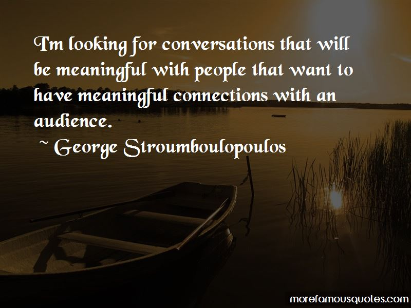 Quotes About Meaningful Connections