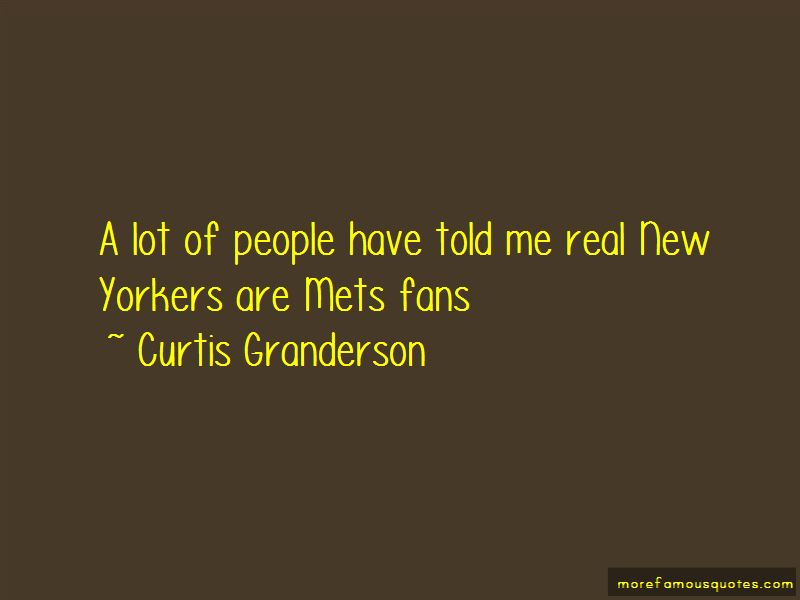 Quotes About Mets Fans