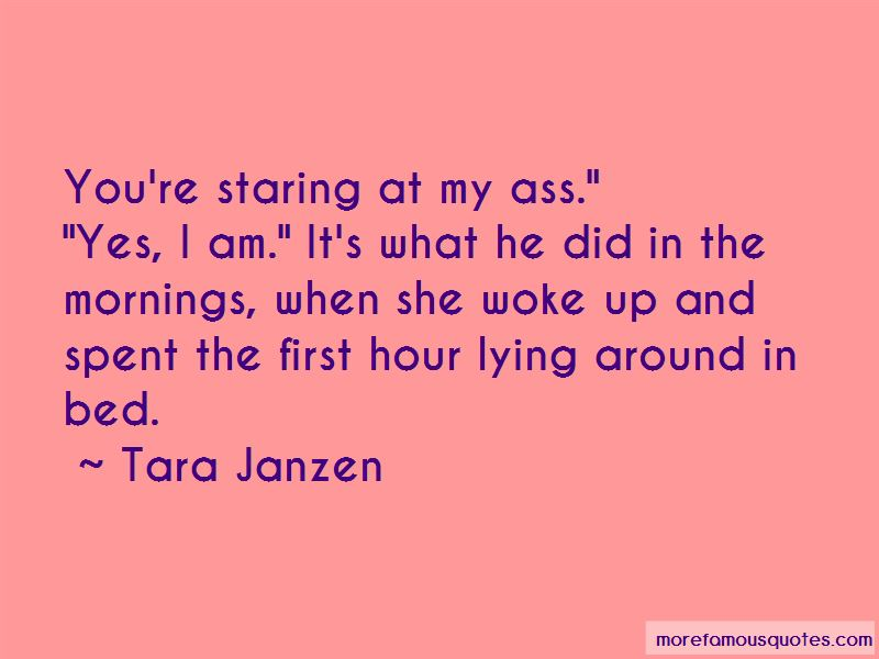 Quotes About Mornings In Bed