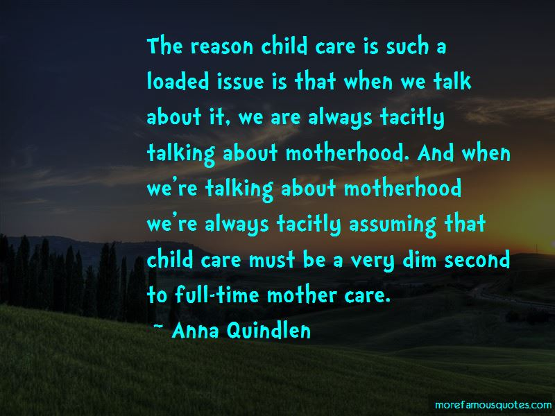 Quotes About Mother Care