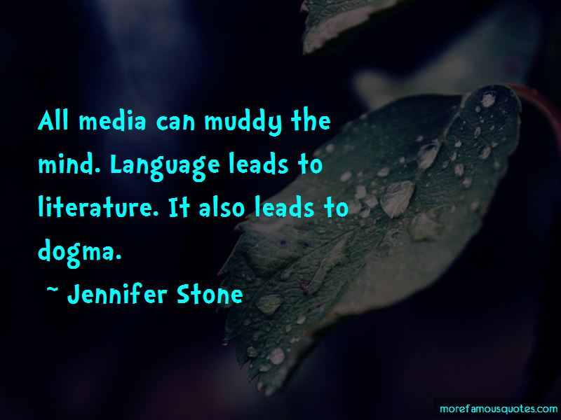 Muddy Quotes Pictures 2