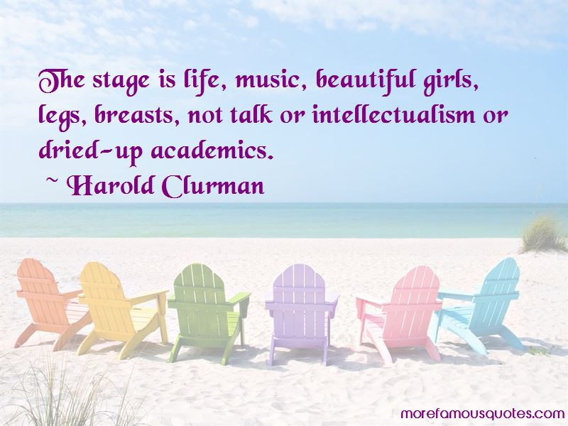 Quotes About Music And Academics