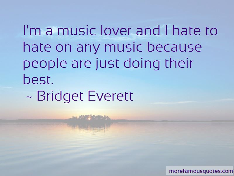 Quotes About Music Lover