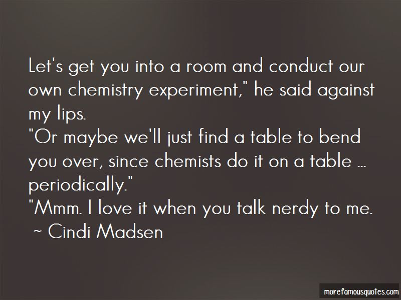 Quotes About Nerdy Love