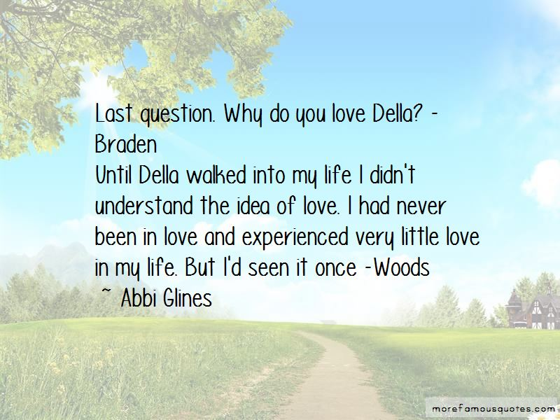 Quotes About Never Been In Love