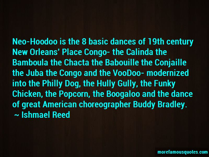 Quotes About New Orleans Voodoo